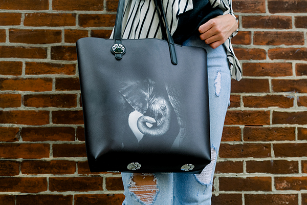 Elephant Appreciation Day! Tote Giveaway