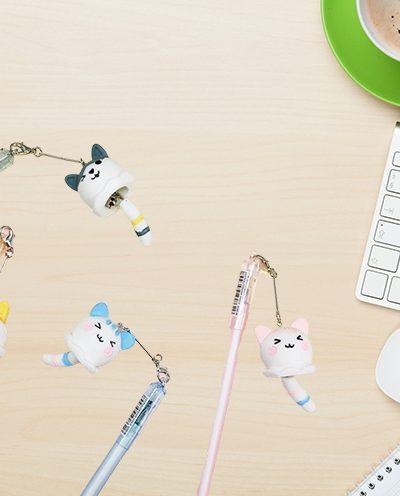Cute Cat Pens