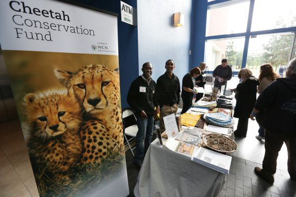 CCF at Wildlife Conservation Expo