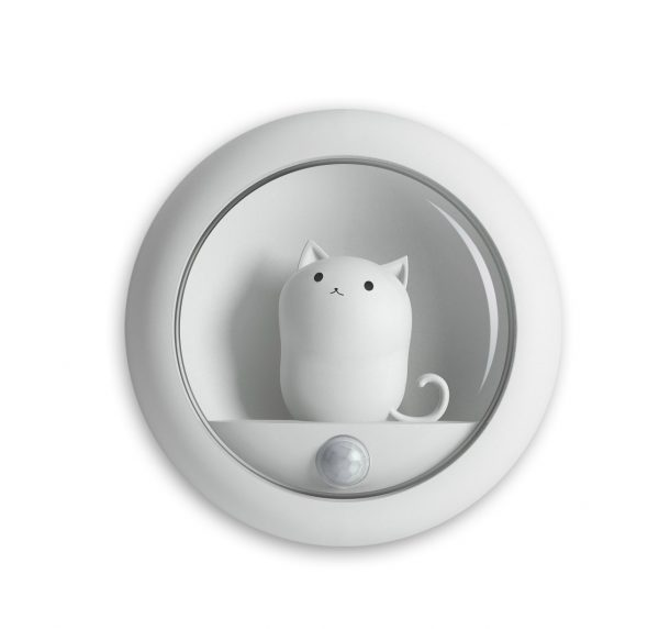 Motion Sensor Cat Night Light | Triple T Studios