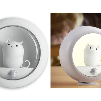 Triple T Studios Motion Sensor Cat Light