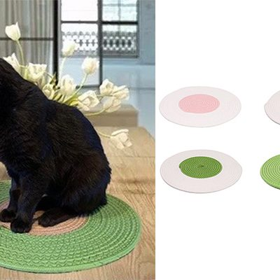 New! Cat Place Mat Giveaway