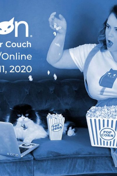 CatCon From Your Couch