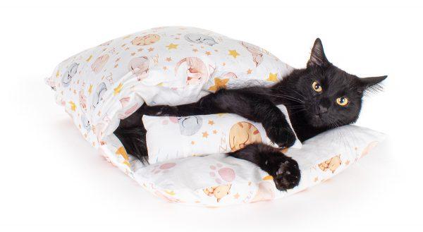 Cat Napping sleeping bag