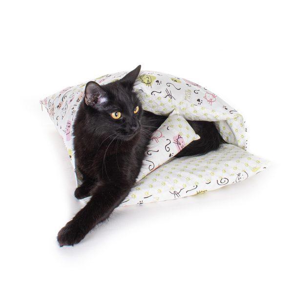 Meow Dreams Cat Sleeping Bag