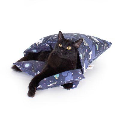 New! Cat Sleeping Bag/Cat Bed