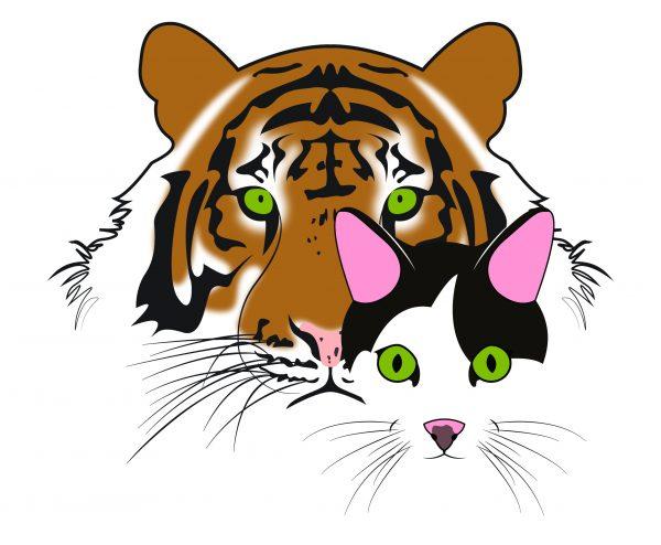 The Tiniest Tiger logo
